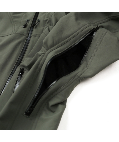 Thermo Soft Jacket KHAKI