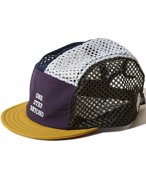 Beyond Mesh Short Cap MULTI