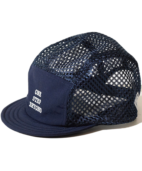 Beyond Mesh Short Cap NAVY