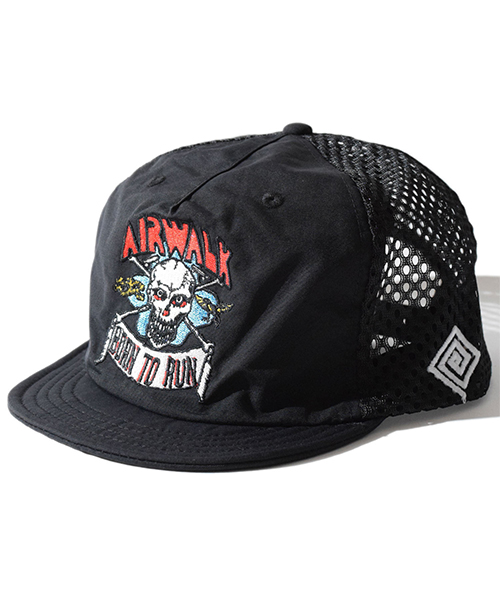 Born To Run Cap Black