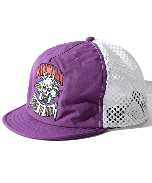 Born To Run Cap Purple