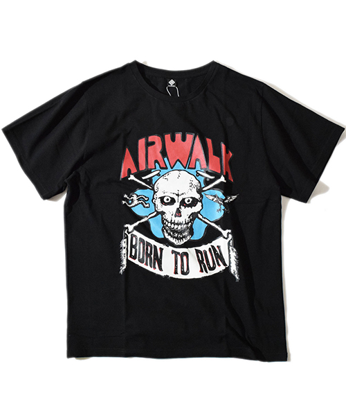 Born To Run T Black