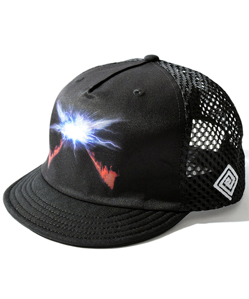 Delorean Cap Black
