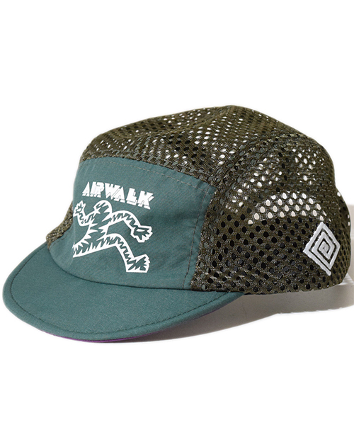 Oliie Man Cap Green