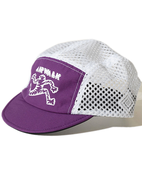 Oliie Man Cap Purple