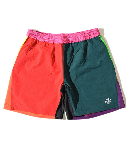 Stretch Vehicle Shorts Multi