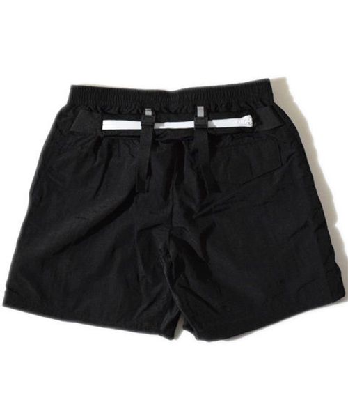 TRANCE RUN PANTS Black