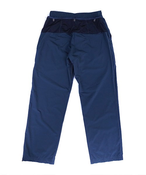 WIDE LONG PANTS Navy