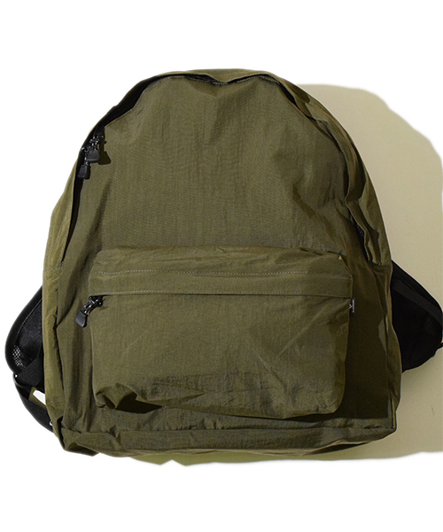 Wide Large Commute Run Ruck Olive