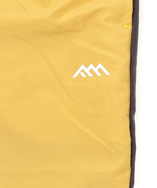 ACTIVE SHORTS YELLOW