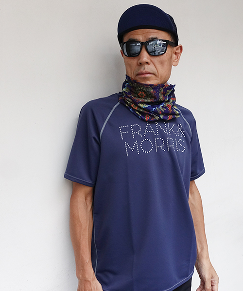 Wool Tee Darkblue