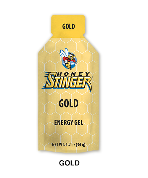 CLASSIC ENERGY GEL GOLD