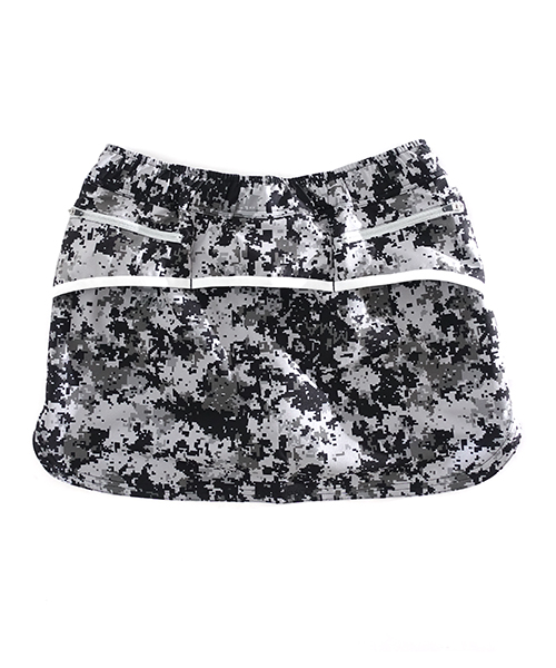 3pkt Run Skirt Mono