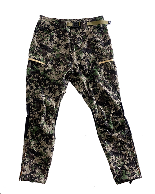 MMA Quilting 7pkt Run&Mountain Pants