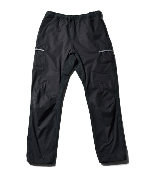 7pkt Run Long Pants V2 Charcoal Gray