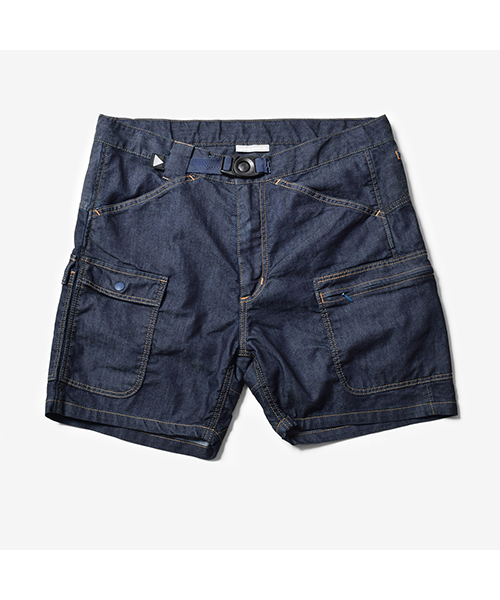 Coolmax Denim 8pkt Shorts