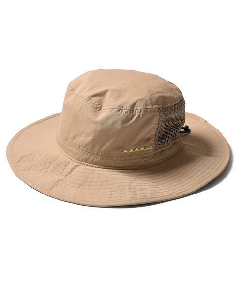 Mountain Mesh Hat Beige