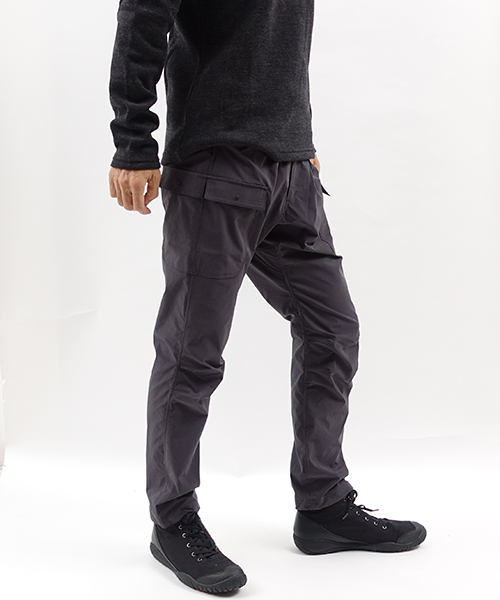 Multi-purpose 8pkt Pants Dark Grey