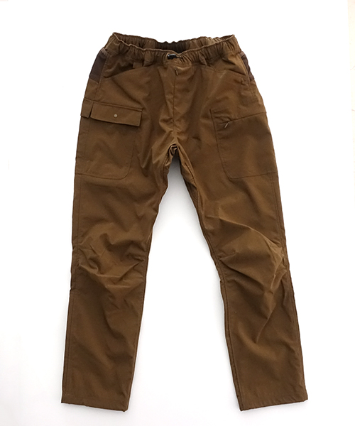 Multi-purpose 8pkt PantsV2 Brown