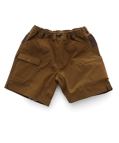 Multi-purpose 8pocket ShortsV2 Brown