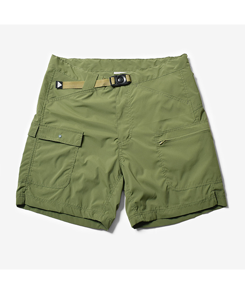Multi-purpose 8pkt Shorts Olive