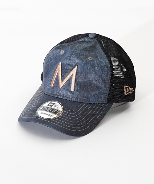 MMA×NEW ERA 5th Aniv. Denim Trucker Cap