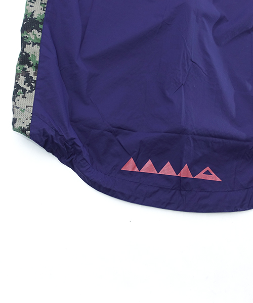 Packable Run Wind Shell Navy