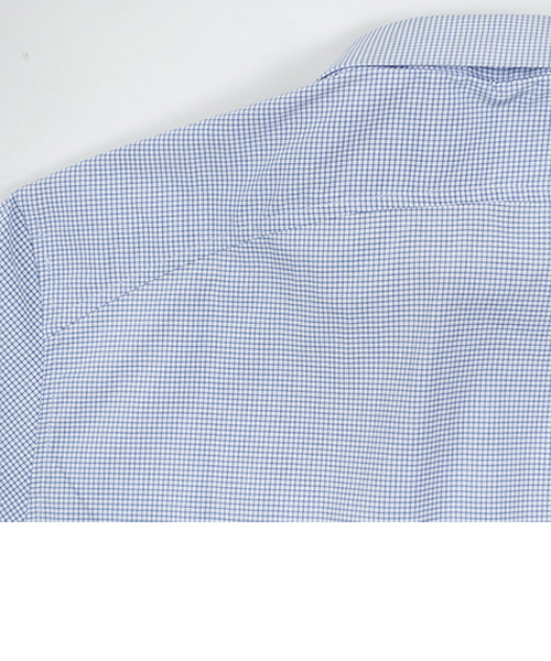 Aero Dress Shirts B.D. Blue
