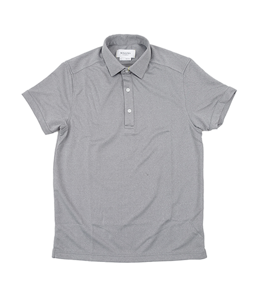 APOLLO3 Polo GreyHeather