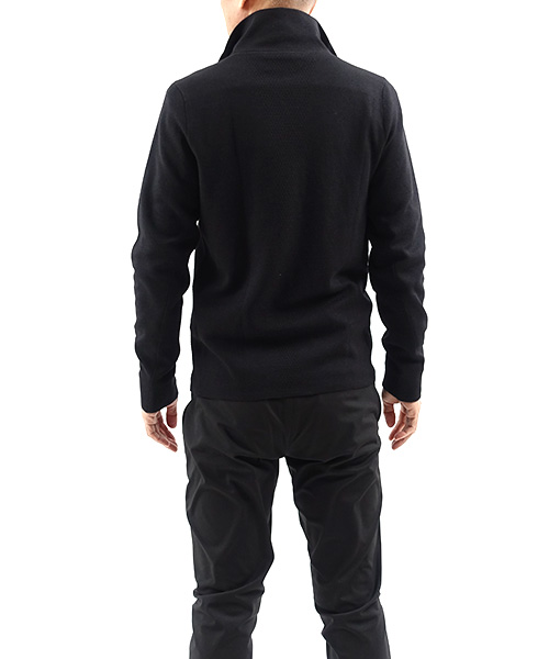 ALL SEASON 1/4ZIP BK
