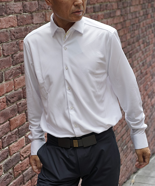 APOLLO 3 Dress Shirts White