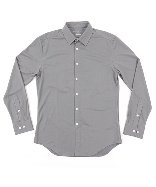 Future Forward Dress Shirts Grey