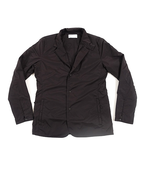 Light Layer Jacket Jet Black