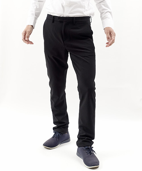 Velocity Suit Pants Black
