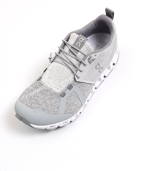 Cloud Terry Women's Silver