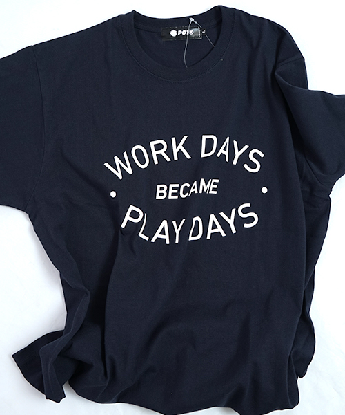 WORKPLAY TEE