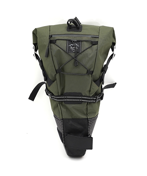 Bike'N Hike Bag Xpac Olive Drab