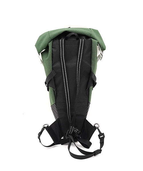 Bike\'N Hike Bag ForestGreen