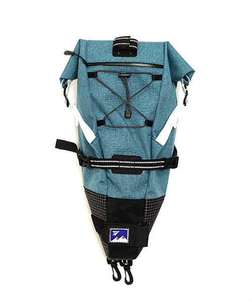 Bike'N Hike Bag Turquoise Blue