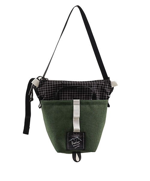 Tibitibi Tote Forest Green