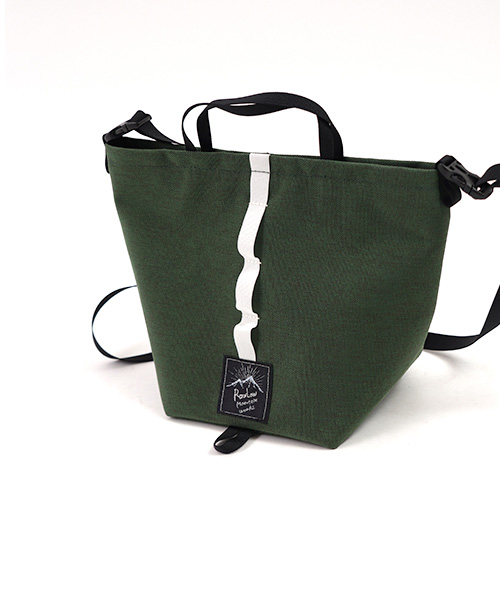 Tabitibi Tote Forest Green