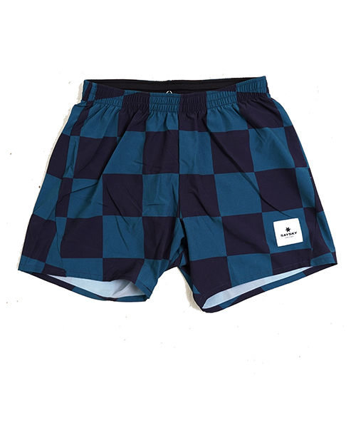 Checker Pace Shorts