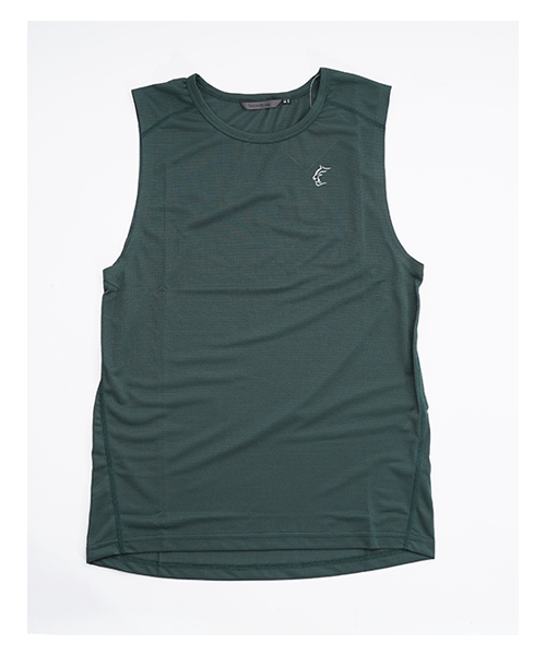 ELV1000 Non Sleeve (Men) DeepGreen