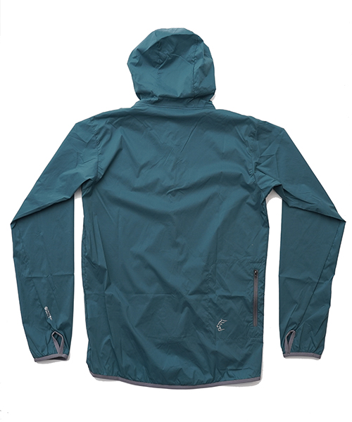 Wind River Hoody DeepBlue