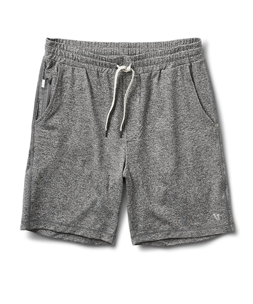 PONTO SHORT Heather Grey