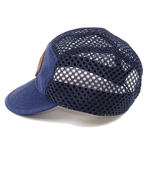 PIG SNOUT CAMP CAP Navy