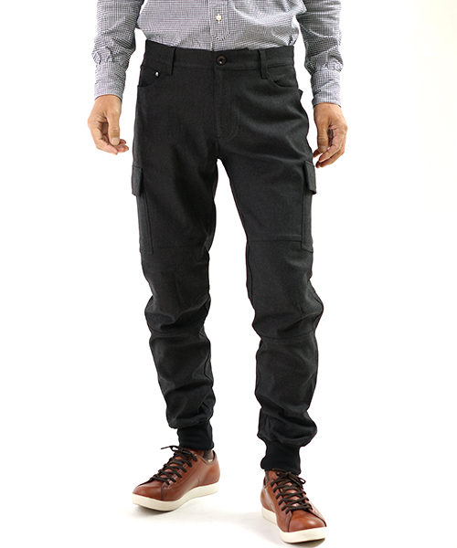 CARGO PANTS Dark Grey