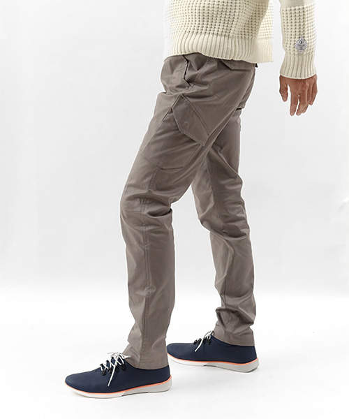 OUTPOCKET CARGO GRAY