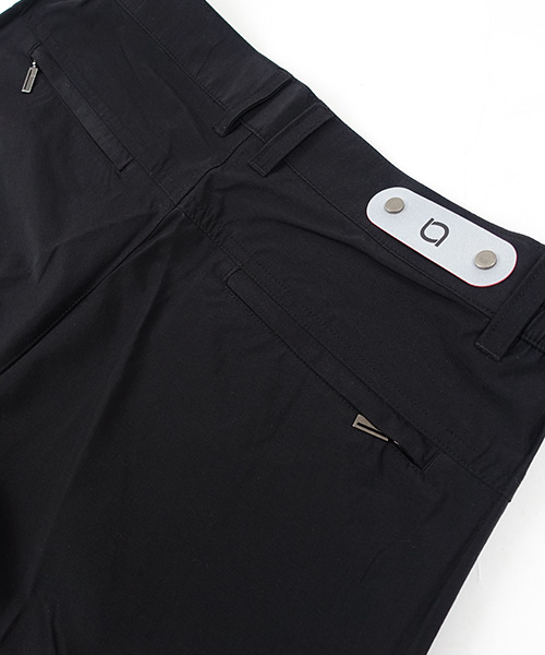 SUMMER BASIC PANTS BLACK