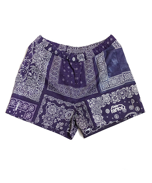 BANDANA VERY SHORT PANTS